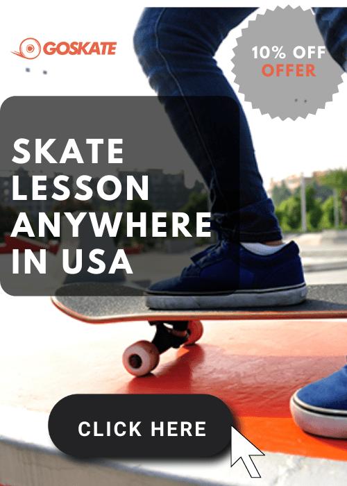 skateboard lesson offer