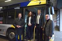 Anne Sagner - neue Geschäftsführerin der Stadtbus Goslar GmbH