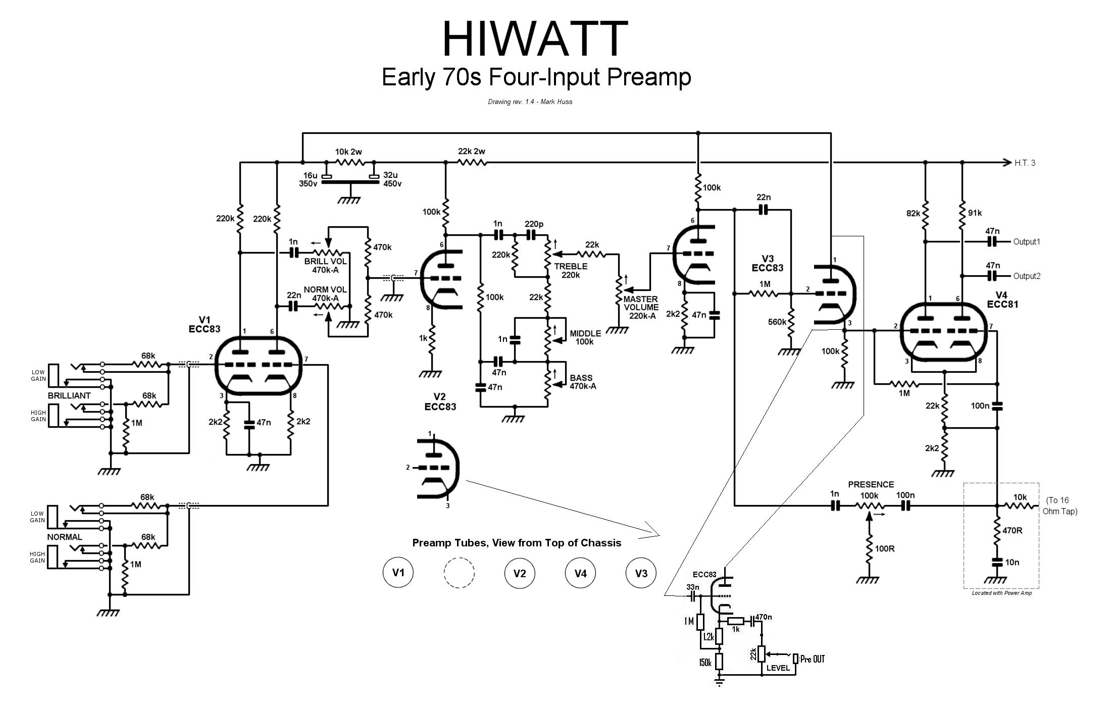 Jaco Jazz Bass Wiring Schematic