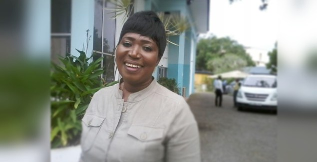 Kwasi Nyantakyi refused to pay me a pesewa for all songs recorded for the Black Stars - Grace Ashy