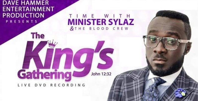Minister Sylaz The King's Gathering set for September 9th 2018