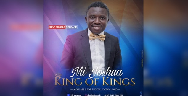Nii Joshua King of Kings