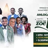 Quame Gyedu Anloga for Christ Outreach set for August 8th