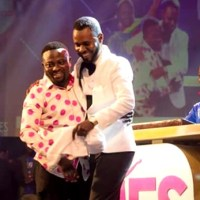 Brother Sammy and Ernest Opoku Reconcile At iYES 2018