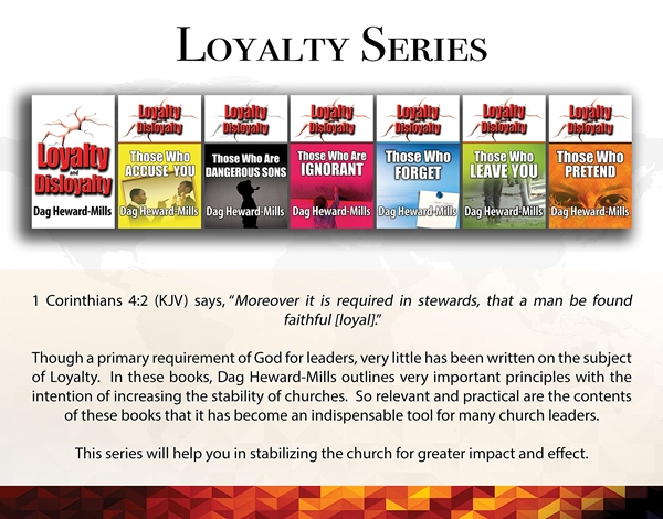 Dag Heward Mills Books