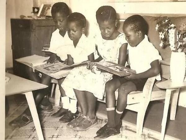 Mensah Otabil childhood Photo