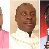 Father of Possessed Girl Names fake Pastors Prophet One, Reverend Obofour aka Asanteman Bofour and Osofo Kyiri Abosom