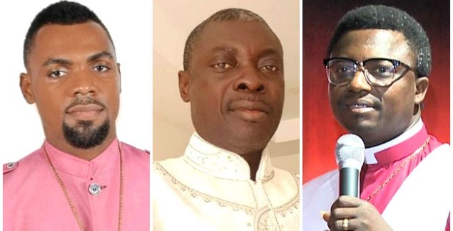 Father of Possessed Girl Names fake Pastors Prophet One, Reverend Obofour aka Asanteman Bofour and Osofo Kyiri Abosom