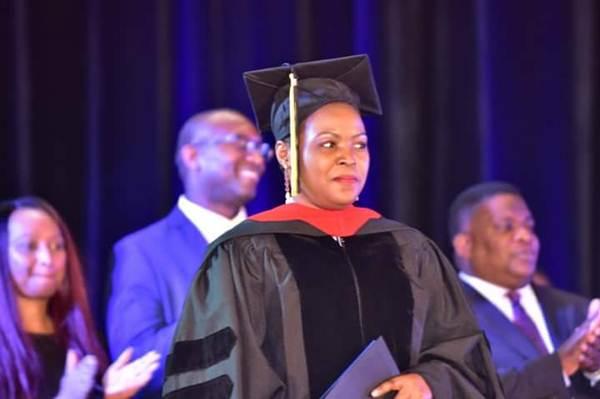 Shepherd Bushiri, Mary Bushiri  Honoured BY UNBCCO