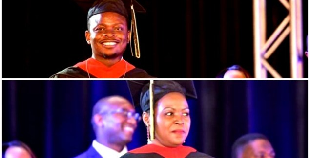 Shepherd Bushiri, Mary Bushiri Honoured BY UNBCCO