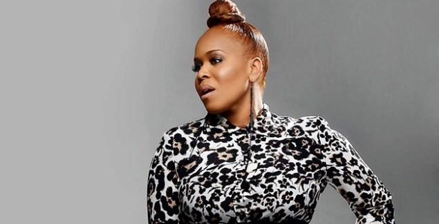 Tina Campbell Advocates for Social Media Authenticity