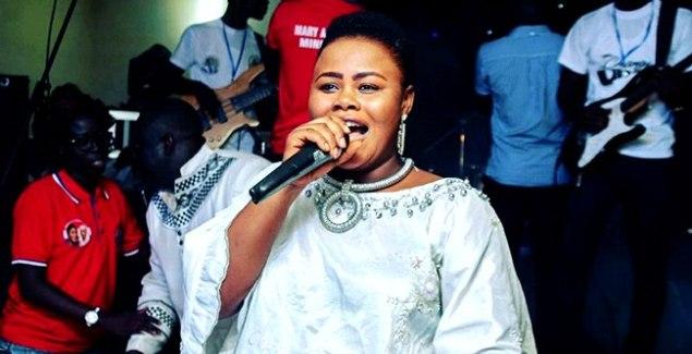 Anita Afriyie Now A Nurse In US