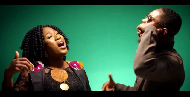 Boadiwaa ft Akesse Brempong Note From God Official Music Video