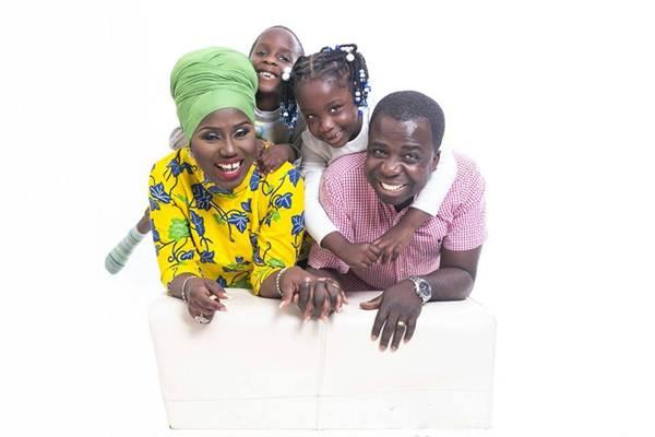 Diana Hamilton - Top 7 Ghanaian Gospel Musicians & Family (2)