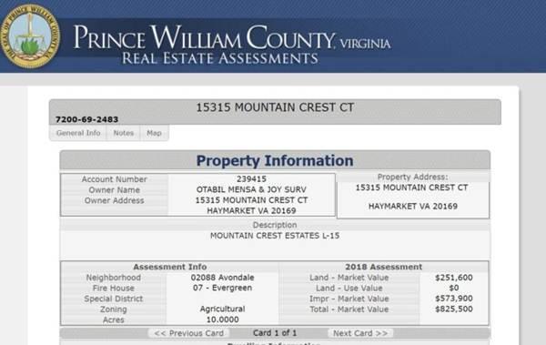 Revealed: Otabil Exposed in US Real Estate Ownership