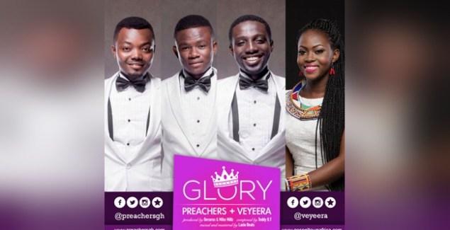 Preachers ft Veyeera - Glory