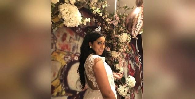 Sharon Oyakilome bridal shower