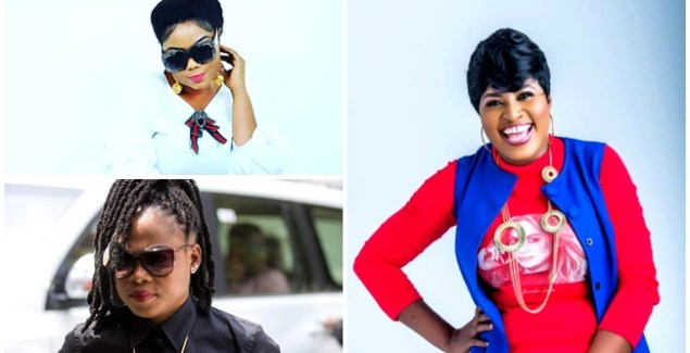 Top 7 Stylishly Dressed Ghanaian Female Gospel Musicians (Stylish)