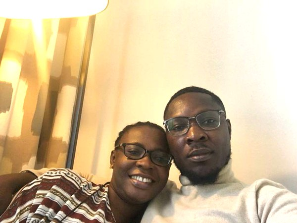 Akesse Brempong Celebrates 7 Years With Wife Benedicta Akesse-Brempong