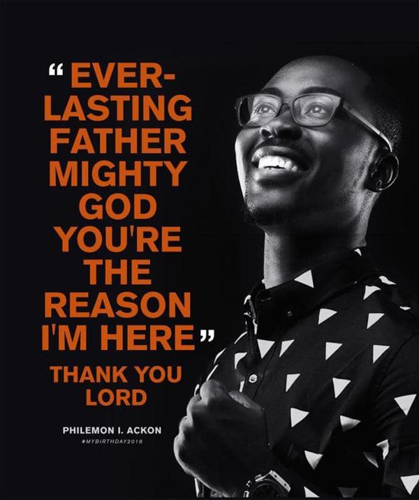Bro Philemon birthday