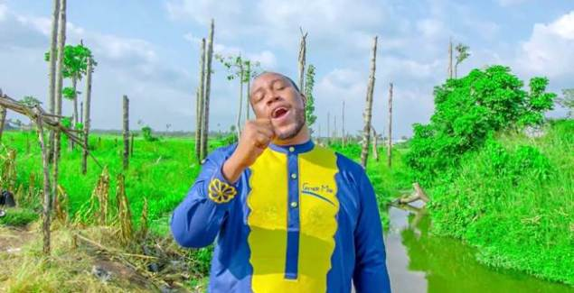 GraceMan Nana Yaw Prempeh - Medawase (Official Music Video)