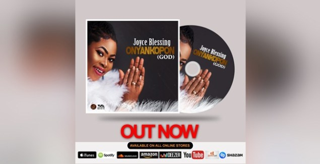 Joyce Blessing - Onyankopon (God) (Music Download)