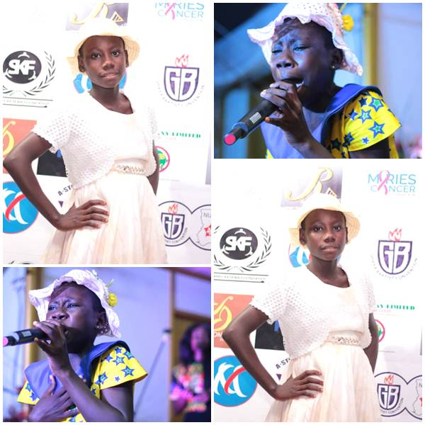 Kaakyire Vida Asante Celebrates 12th Birthday With Born Again Single
