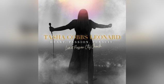 Tasha Cobbs - Heart Passion Pursuit Live At Passion City church