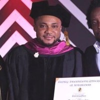 Tim Godfrey Obtained A Doctorate Degree From US University