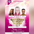 GWIM 'Gathering of the Mighty Women' is Set for December 8th