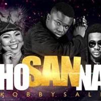 KobbySalm ft Empress Gifty Osei & Seth Diamond - Hosanna (Official Music Video)