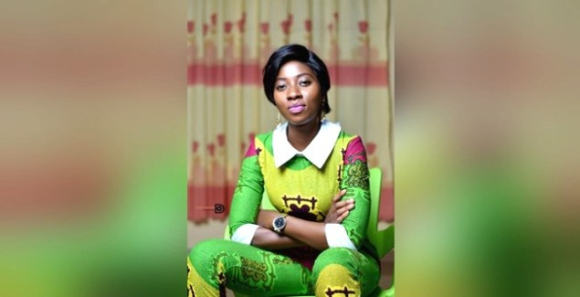 Meet Emerging Contemporary Ghanaian Gospel singer - MaaDwoa