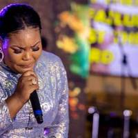 Ceccy Twum Delivers An Unforgettable Gold Worship Experience (Events)