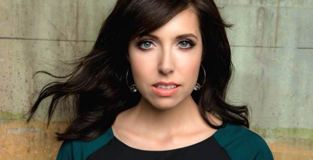 Francesca Battistelli Performs With Music Icon Andrea Bocelli