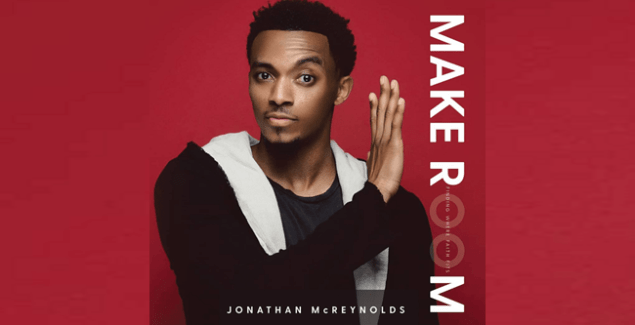 Jonathan McReynolds Makes Room For Faith In New Book