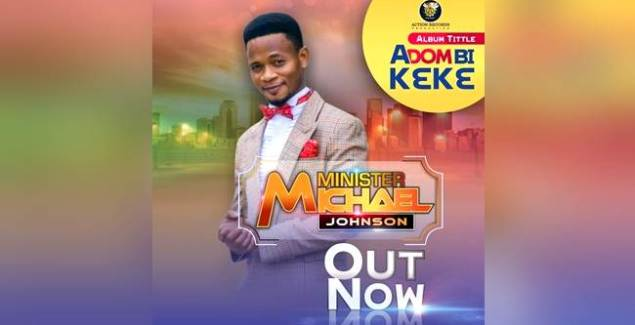 Michael Johnson (MJ) - Adom Bi K3K3 (Music Download)