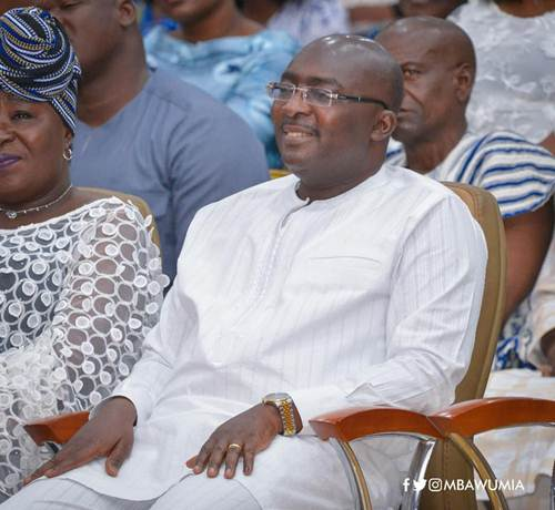 Bawumia is Prudent, Patient and Purposeful - Rev Eastwood Anaba