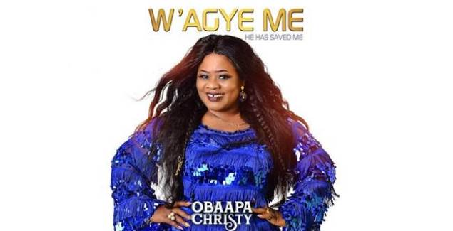 Obaapa Christy - Wagye Me (He has Saved Me) (Music Download)