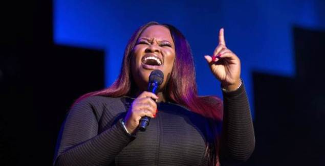 "Tasha Cobbs Leonard Releases New Anthem ""This Is A Move"""