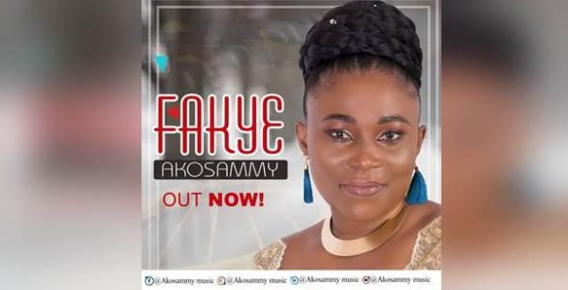 "Vibrant Gospel Artiste Akosammy Drops Latest Music Video ""Fakye"""