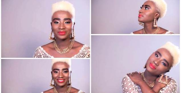Lady Prempeh's New Look Pops Up