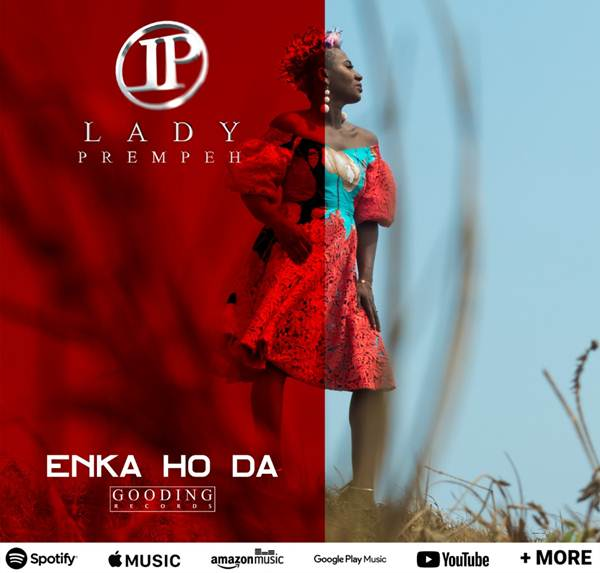 Lady Prempeh - Enka Ho Da Lady Prempeh's New Look Pops Up