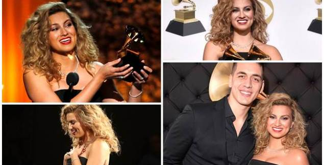 Tori Kelly wins her first two Grammy Awards for her Gospel Album