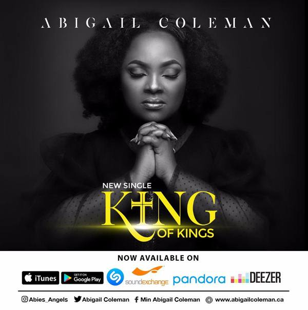 Abigail Coleman Ushers in a Hit Single + Video Dubbed 'King of Kings'  Abigail Coleman Ushers in a Hit Single + Video Dubbed 'King of Kings' Abigail Coleman King of Kings 2