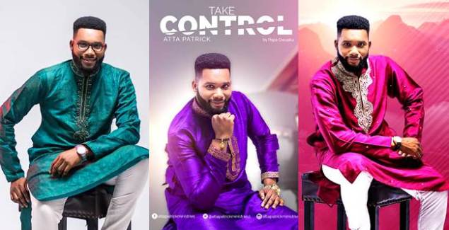 Take Control: Atta Patrick Shakes Up Gospel Scene With 'Take Control' Single + Video