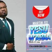 Martin Fei - Yesu Waraa music video