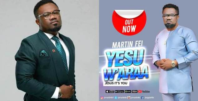 Martin Fei - Yesu Waraa music video