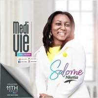 Salome Nketia Releases New Hit Song Medi Yie (I Shall Prosper)