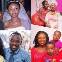 Nii Okai and Wife Celebrate 12th Wedding Anniversary with Wife