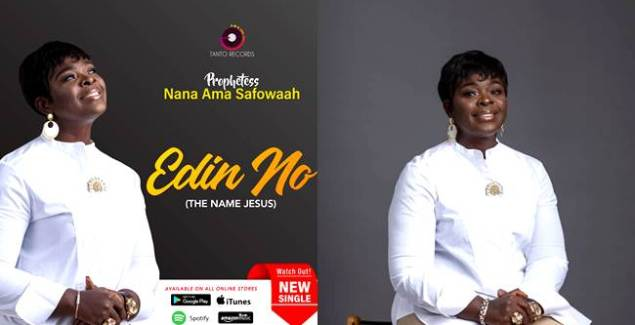 Prophetess Nana Ama Safowaah Readies New Music + Video 'Edin No'